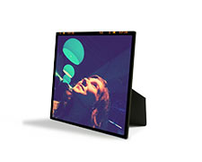 5x5 Desktop Plaque